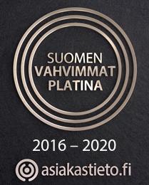 Suomen Vahvimmat Tietopalvelu Finland Oy