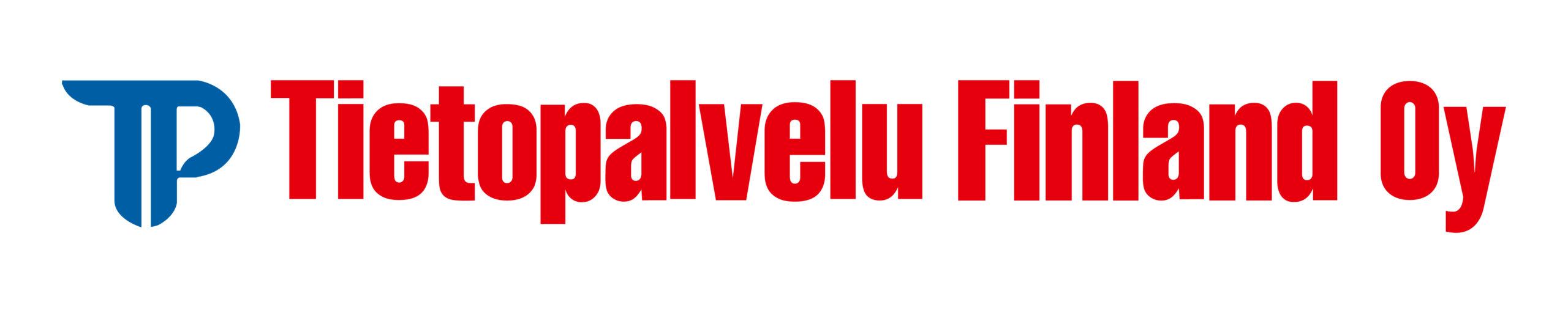 Tietopalvelu Finland Oy logo